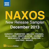 Naxos December 2013 New Release Sampler by Various Artists
