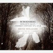 Schoenberg: Verklärte Nacht, Op. 4 & Chamber Symphony No. 2, Op 38 - Webern: Langsamer Satz by Lausanne Chamber Orchestra