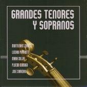 Grandes Tenores y Sopranos by Renata Scotto