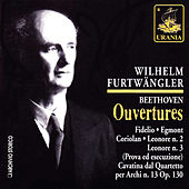 Beethoven: Ouvertures by Wilhelm Furtwängler