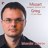 Mozart & Grieg by Iskander Zakirov