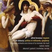 Alfred Bruneau: Requiem by Edgaras Montvidas
