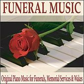 Funeral Music: Original Piano Music for Funerals, Memorial Services & Wakes by Robbins Island Music Group