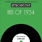 A Retrospective Hits of 1934 by Various Artists