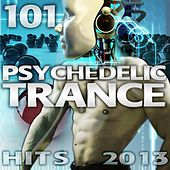 101 Psychedelic Trance Hits 2013 - Best of Top Electronic Dance, Acid Techno, Hard Electro House, Progressive Goa Trance Anthems by Various Artists