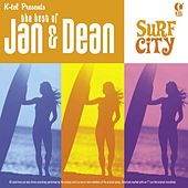 Surf City: The Best of Jan & Dean [K-Tel] by Jan & Dean