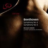 Beethoven: Symphonies Nos. 4 & 8 by Ludwig van Beethoven