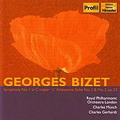 Bizet: Symphony No. 1 / L' Arlésienne Suite No. 1 & No. 2 op. 23 by Various Artists