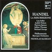 Handel: La Resurrezione by George Frideric Handel