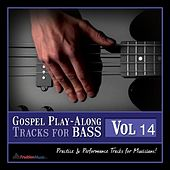 Gospel Play-Along Tracks for Bass Vol. 14 by Fruition Music Inc.