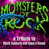 Monsters of Rock, Vol. 16 - A Tribute to Black Sabbath and Guns and Roses by Various Artists