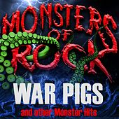 Monsters of Rock, Vol. 6 - War Pigs and Other Monster Hits by Various Artists