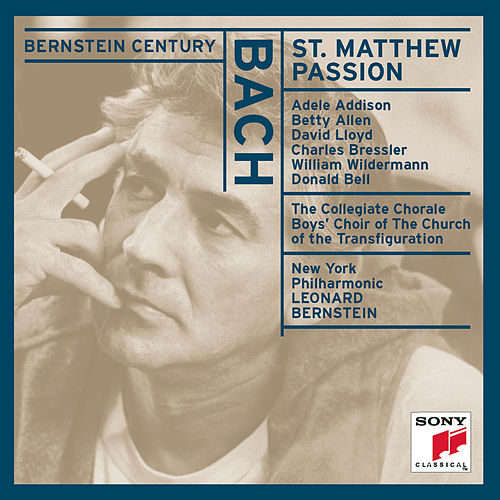 Bach:  Saint Matthew Passion, BWV 244 by Various Artists
