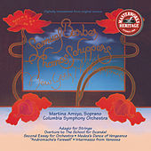 Thomas Schippers Conducts Barber/Menotti/Berg/D'Indy by Various Artists