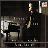 Beethoven: Piano Concertos Nos. 2 & 5 by Evgeny Kissin