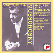 Mussorgsky: Pictures at an Exhibition; St. John's Night on the Bare Mountain; Songs and Dances of Death by Various Artists