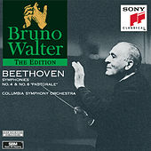 Beethoven: Symphonies Nos. 4 & 6 by Bruno Walter