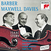 Barber/Maxwell Davies:  Violin Concertos by Various Artists