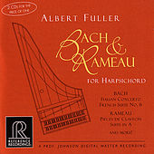 Bach & Rameau for Harpsichord by Various Artists