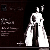 Gianni Raimondi: Volume 1 by Gaetano Donizetti