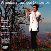 American Trumpet Concertos by Various Artists