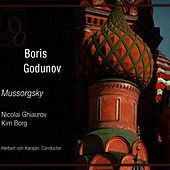 Boris Godunov by Modest Mussorgsky