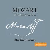Mozart: The Piano Sonatas by Martino Tirimo