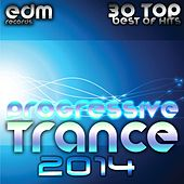 Progressive Trance 2014 - 30 Top Best of Hits, Prog House, Techno, Goa, Psychedelic Electronic Dance by Various Artists