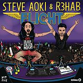 Flight by Steve Aoki