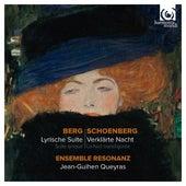 Berg : Lyrische Suite - Schoenberg : Verklärte Nacht by Jean-Guihen Queyras and Ensemble Resonanz