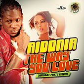 The Way You Love - Single by Aidonia