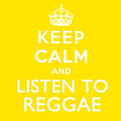 Keep Calm and Listen to Reggae by Various Artists