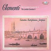 Clementi: The Complete Sonatas, Vol. IV by Costantino Mastroprimiano