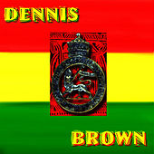Dennis Brown by Dennis Brown
