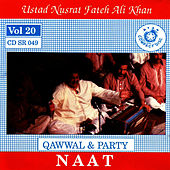 Naat Vol. 20 by Nusrat Fateh Ali Khan