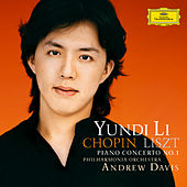 Liszt & Chopin: Piano Concertos No.1 by Yundi