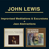 Improvised Meditations & Excursions + John Lewis Presents Contemporary Music: Jazz Abstractions by John Lewis