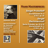 Piano Masterpieces: Sviatoslav Richter plays Sergei Prokofieff and Sergei Rachmaninoff by Sviatoslav Richter