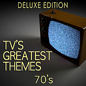 TV's Greatest Themes: 70's (Deluxe Edition) by TV Tunesters