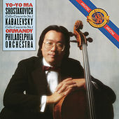 Shostakovich, Kabalevsky: Cello Concertos (Remastered) by Yo-Yo Ma