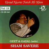 Sham Savere vol.19 by Nusrat Fateh Ali Khan
