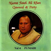 Wadah Vol. 4 by Nusrat Fateh Ali Khan