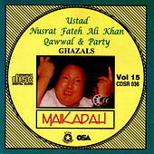 Maikadah Vol. 15 by Nusrat Fateh Ali Khan