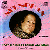 Neendran Vol. 33 by Nusrat Fateh Ali Khan