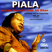 Piala Vol. 61 by Nusrat Fateh Ali Khan
