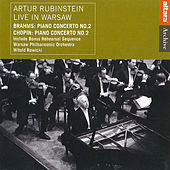 Artur Rubinstein: Live in Warsaw 1960 by Artur Rubinstein
