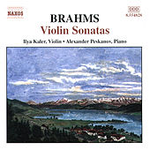 Sonatas For Violin And Piano by Johannes Brahms