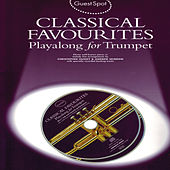 Classical Favourites: Playalong for Trumpet by The Backing Tracks