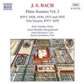 Flute Sonatas Vol. 2 by Johann Sebastian Bach