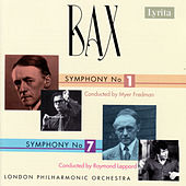 Bax: Symphonies 1 & 7 by London Philharmonic Orchestra
